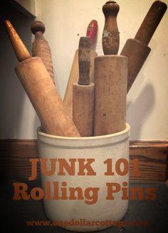 Junk 101: Rolling Pi