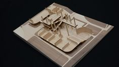 Model Gif, Architectural Models, Container, Architecture, Arquitetura, Architecture Design, Architecture Models