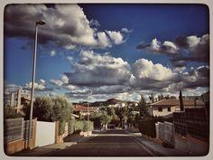 Cielos en Alcañiz