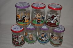 Kids Cups Jelly Jars