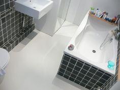 18 best Gietvloeren Badkamers images on Pinterest | Bath room ...