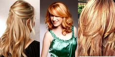 Here, we love hair! If you are a beauty artist send us a message for a free feature! Popular Hairstyles, Cool Hairstyles, Gorgeous Hairstyles, Strawberry Blonde Highlights, Love Hair, Celebs, Celebrities, Beauty Hacks, Beauty Tips