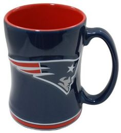 New England Patriots 100 Count Straw Dispenser