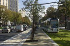 VLT (Veículo leve sobre trilhos) - Tramways - Paris