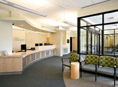 Medical Office Interior Design Photo