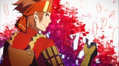 This is Klein, from Sword Art Online. One of the only good things about the show