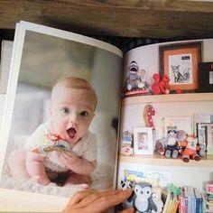 Baby's First Year | Artifact Uprising hardcover photo book  www.artifactuprising.com/site/hardback_photobook  image by @ lfrankly
