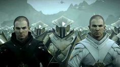 Prince's Arcann and Thexan. Knights of the Old Republic: The Fallen Empire