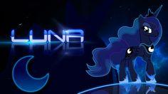 MLP. Princess Luna wallpaper!!!!