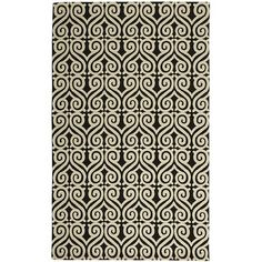 Look closely, and you'll find that our sophisticated Scroll Rug is a menagerie of motifs. Crafted exclusively for Pier 1, it contains hearts, Gothic crosses, scrolls and more, all woven with a neutral palette that blends seamlessly with traditional or contemporary decor.