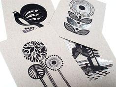 Sanna Annukka #prints #scandinavia #graphicDesign #folkArt