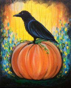Poe's Pumpkin