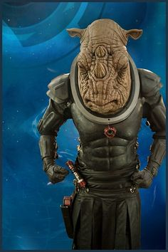 The Doctor described Judoon as 'police-for hire', adding, 'They're more like interplanetary thugs'.