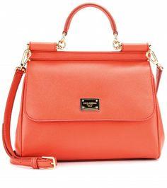Dolce & Gabbana - Mini Miss Sicily leather shoulder bag - mytheresa.com GmbH