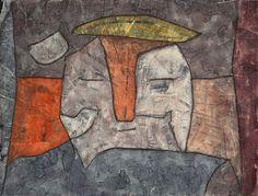 Saint Anthony, par Paul Klee - 1935