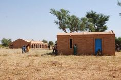Low-budget School in Africa is Made from Earth Bricks Fabricated On Site | Inhabitat - Sustainable Design Innovation, Eco Architecture, Green Building