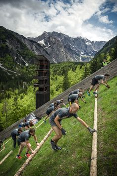 Red Bull 400, The Steepest Uphill Race in Europe