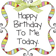 Ucapan Ulang Tahun untuk Diri Sendiri (Wish, Doa, Rasa Syukur) Birthday Quotes For Me, Today Is My Birthday, Birthday Week, 22nd Birthday, Happy Birthday Wishes, It's Your Birthday, Birthday Cards, Birthday Stuff, Happy Quotes