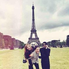 Pentatonix - Kirstie, Scott & Mitch Paris, France