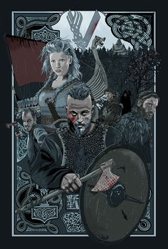 Vikings by wild7even.deviantart.com on @deviantART