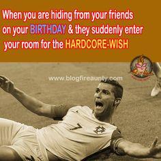 HARDCORE BIRTHDAY BASH ;)
