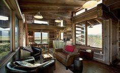Little Lost Cabin in Idaho