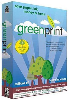 Le logiciel printgreener.com permet de réaliser des économies d'encre lorsque l'on utilise son imprimante   Je Suis Vert
