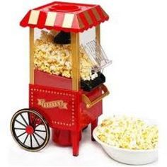Movies, series, friends' nights, date? What better than popcorn? Maybe home popcorn? Check out this Orbegozo PA 5000 popcorn popper and make it home! Best Microwave Popcorn, Best Popcorn, Air Popcorn Maker, Popcorn Stand, Mesa Retro, Children's Day Gift, Low Fat Snacks, Pop Corn, Yummy Snacks