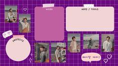 BTS desktop wallpaper 💜