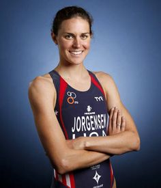 Gwen Jorgensen   Country: United States  Sport: Triathlete  Fun fact: Jorgensen earned a master's degree in accounting and is a certified public accountant.