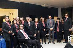 Cerimônia de Posse Presidente 2016/17 do Rotary Araçoiaba