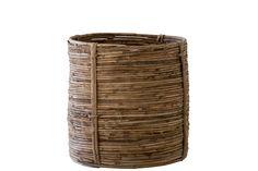 Rattan Cylinder Basket - Small For Sale Weylandts, Concept Board, Masks For Sale, Laundry Basket, Rattan, Africa, Entertaining, Handmade, Home Decor