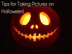 Tips for Taking Great Pictures on Halloween