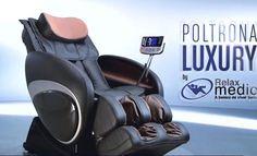 Poltrona especial Massageadora Luxury Com Aquecimento Relax Medic Massage Chair, Relax, Medical, Luxury, Shopping, Decor, Warming Up, Decoration, Medicine