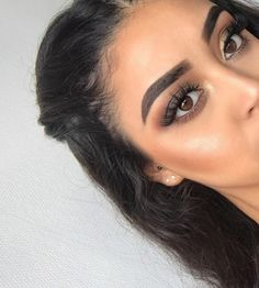 Haar und beauty awesome 10 atemberaubende Smokey Eye Makeup Looks Gorgeous Makeup, Pretty Makeup, Love Makeup, Makeup Inspo, Makeup Style, Awesome Makeup, Nail Inspo, Makeup Ideas, Glam Makeup
