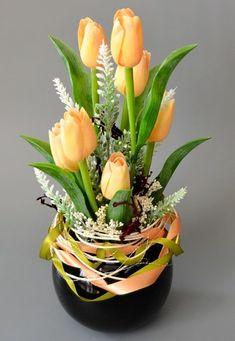 Přivítejte jaro - jarní květinové dekorace a aranžmá | Bydlení pro každého