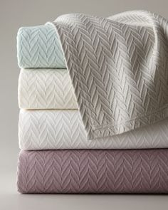 King+Wesley+Blanket+by+SFERRA+at+Neiman+Marcus.