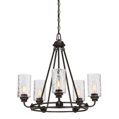 Found it at AllModern - Gramercy Park 5 Light Candle-Style Chandelier