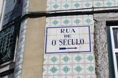 Rua de o Seculo / Lisboa
