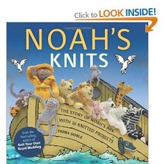 Another awesome knitting book that I don't have the time to make anything from! *sigh* one day!