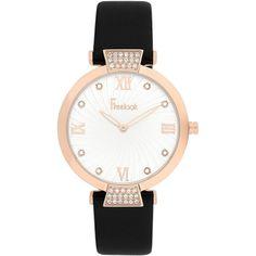 Ceasuri Dama :: CEAS FREELOOK F.4.1028.03 - Freelook Watches Daniel Wellington, Gold Watch, Swarovski, Clock, Watches, Rose, Accessories, Watch, Wristwatches