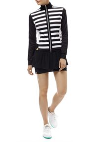 Speed Jacket Stripe from Monreal London