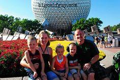 Family Epcot, WDW, Autism, Autism awareness, trip, disney, vacation, asd, www.bigcalfguy.com