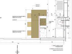 desenho tecnico puxador metalico - perfil para armario de cozinha - Pesquisa Google