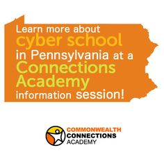 Learn more about cyber school in Pennsylvania at a Connections Academy information session http://www.connectionsacademy.com/pennsylvania-cyber-school/events.aspx