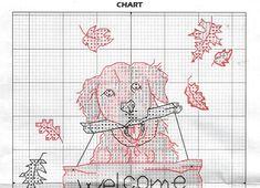 Solo Patrones Punto Cruz (pág. 63) | Aprender manualidades es facilisimo.com. Welcoming do9g #2