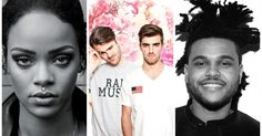 Rihanna, The Chainsmokers, The Weeknd... Les nominations des Billboard Music Awards 2017 dévoilées resum   ... https://www.virginradio.fr/rihanna-the-chainsmokers-the-weeknd-les-nominations-des-billboard-music-awards-2017-devoilees-a599274.html