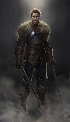 Fantasy Male, Fantasy Armor, Medieval Fantasy, Dark Fantasy Art, Fantasy Heroes, Fantasy Character Design, Character Design Inspiration, Character Concept, Character Art