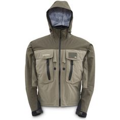 Simms G3 Guide Rain Jacket - Fishwest