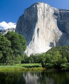 El Capitan Rock - California